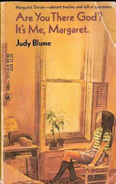 This book started my love for Judy Blume. I gave it to my niece on her 10th or 11th birthday- she graduates from high school this year- and it remains one of her favorites as well.