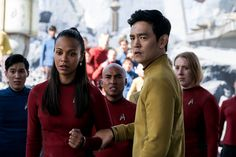 Star Trek Beyond co-writer Simon Pegg has offered an extensive rebuttal to complaints over making John Cho's Sulu gay in Star Trek, including George Takei.