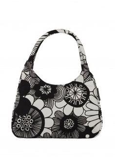 Any bag from Marimekko will do - this looks nice!