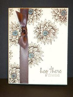 Super Simple Make and Take by Lindastampz - Cards and Paper Crafts at Splitcoaststampers