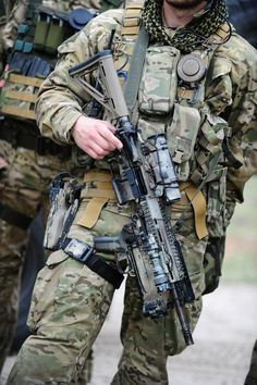 Polish Special Forces (Equipment)