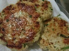 Receita de Hambúrguer de frango saudável da Tati - Tudo Gostoso