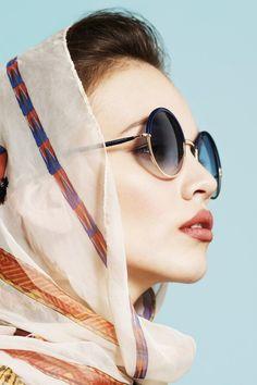 Fresh Looks: Nicki (Elite Models) by Javier Lovera
