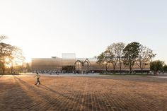 OMA . Garage Center for Contemporary Culture . Moscow (1)