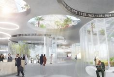 Central Bank Libya - J. MAYER h. - Competition Entry