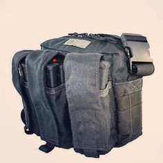 Wilde Built Tactical Nylon Active Shooter Bag.  Designed by Law Enforcement.