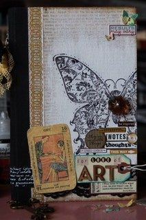 he{ART} journal by carylhope at Studio Calico