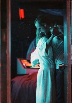 Dean and Cindy in Blue Valentine (dir. Derek Cianfrance, st. Ryan Gosling & Michelle Williams)