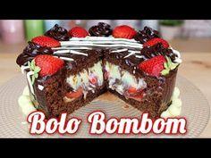 BOMBOM de MORANGO na TRAVESSA | Receita #212 Torrada Torrada - YouTube