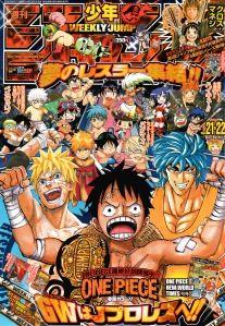 Weekly Shonen Jump 2012 #21-22