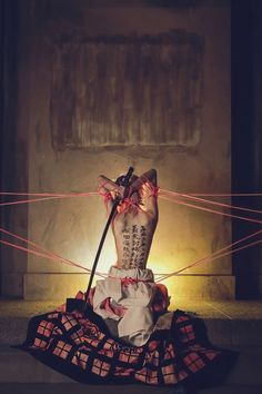samurai tattoo Rebel In A New Dress Female Samurai, Samurai Art, Female Ninja, Samurai Tattoo, Art Corde, Character Inspiration, Character Art, Style Inspiration, Katana Girl