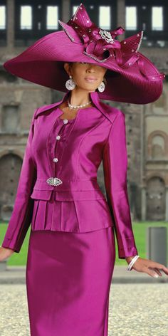 Image detail for -... view of the Donna Vinci Couture Womens Church Suit 5348 image