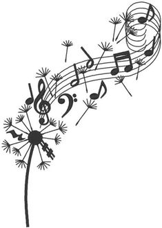 Found on Bing from www.etsystudio.com Belated Birthday, Music Images, Silhouettes, Decor, Decoration, Silhouette, Decorating, Deco