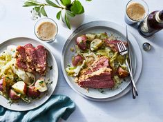 Corned beef and cabbage is, hands down, the most requested St. Patrick's Day recipe here at MyRecipes.