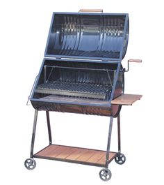 Barbecue Design, Grill Design, Barrel Grill, Campfire Grill, Fire Pit Essentials, Metal Grill, Diy Grill, Fire Pit Backyard, Outdoor Kitchen Design