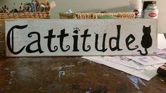 Cattitude board