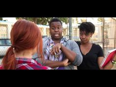 "Ghetto version of mean girls""Mean Gurlz"". I am dying this is hilarious. WATCH THE WHOLE THING!!!!"