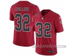 http://www.jordannew.com/mens-nike-atlanta-falcons-32-jalen-collins-elite-red-rush-nfl-jersey-christmas-deals.html MEN'S NIKE ATLANTA FALCONS #32 JALEN COLLINS ELITE RED RUSH NFL JERSEY CHRISTMAS DEALS Only $23.00 , Free Shipping!