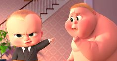 Alec Baldwin,Jimmy Kimmel, Lisa Kudrow and Steve Buscemi's latest movie is The Boss Baby, an animated comedy about a suit-wearing briefcase-carrying baby on a mission… Who can think of …