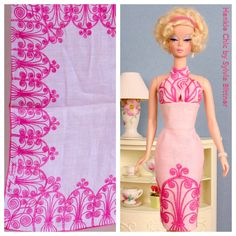 Tickled Pink II by HankieChic. Save 10% off any Hankie Chic fashion with coupon code Sale4U.