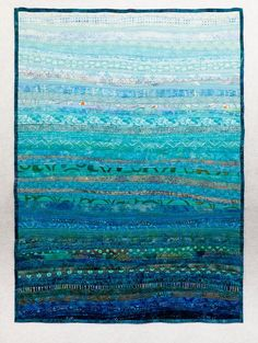 Image result for beach theme pieced quilt wall hanging