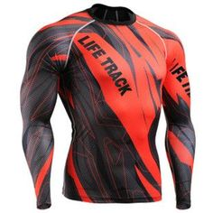 Brand Martial Arts Shirts Top Male T Shirt Mma Cage Fighting Tees Spandex T Shirt Training Hot selling: 2016 Brand fashion boxing Wear compression T Shirt for Men Bodybuilding and Fitness Rag Shirt sublimation Muscle World Gym Tops Rash Guard, Workout Gear For Men, Geile T-shirts, Male T Shirt, Shirt Men, Compression T Shirt, Training Tops, Running Training, Boxer Training