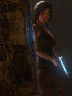 Lara Croft seksi videot