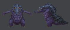 ArtStation - Druid of Dark Fall, Pil Chang