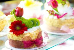 Colorful Cakes