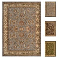 Shop for Home Dynamix Royalty Collection Traditional Area Rug (7'8X10'4). Get free shipping at Overstock.com - Your Online Home Decor Outlet Store! Get 5% in rewards with Club O!