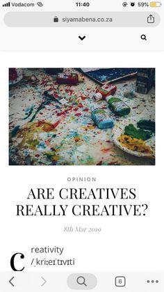 Are Creatives Really Creative? How Do You Stop, Creative Thinking, City Photo