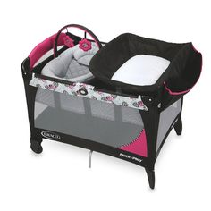 Graco® Pack ''n Play with Newborn Napper - Sable-buybuy BABY