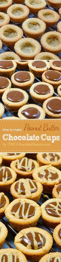 Peanut Butter Chocolate Cups