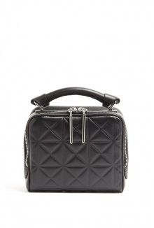 3.1 Phillip Lim  two texture small ryder zip cross body