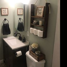 Bathroom Decor Discover Wash Your Hands Brush Your Teeth Signs Wall Decor Shelf Decor Wood Sign Farmhouse Bathroom Signs Bathroom Decor Small Bathroom, Restroom Decor, Small Bathroom Decor, Bathroom Interior, Bathroom Decor, Amazing Bathrooms, Bathroom Makeover, Bathroom Storage Shelves, Bathroom