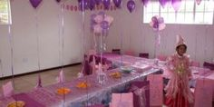 Girls Party Themes | Barbie Island Princess
