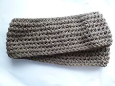 FREE SHIPPING  Crocheted infinity scarf in by ACozyCrochet on Etsy, $38.00