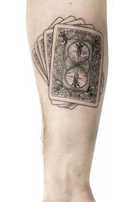 Tatuaje cartas