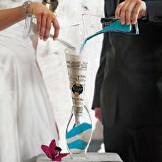 Sandzeremonie - Hochzeitsbrauch