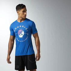 Reebok - Reebok CrossFit Schedel T-shirt