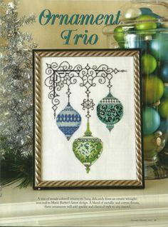 Gallery.ru / Фото #1 - 7 - Ornament Trio