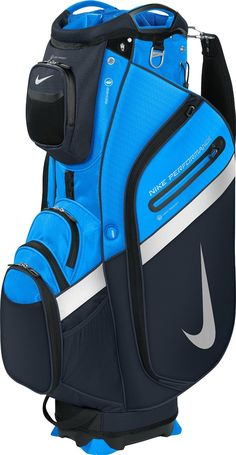 f1be87436fd7 Find the best golf bags here   Photo Blue Dark Obsidian Nike Ladies Men s  Performance Cart IV Golf Bag