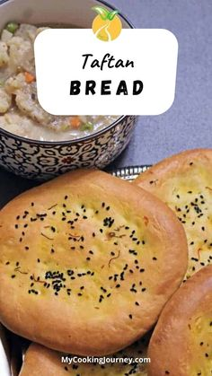 Taftan Bread | Taftoon is a flatbread from the Persian and Pakistan cuisine that is quite similar to the Indian Naan. Easy To Make Dinners, Quick Dinner Recipes, Lunch Recipes, Bread Recipes, Dinner With Ground Beef, Good Food, Yummy Food, Other Recipes, Tray Bakes
