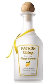Patron launches Citronge Mango liqueur in the US