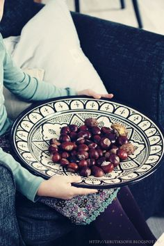 ready for fall?! butiksofie: chestnuts and cosy autumn