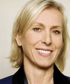 Martina Navratilova: Anti-gay laws make it 'impossible' to separate sport from politics at Sochi Games