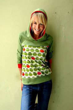 geweldige trui!