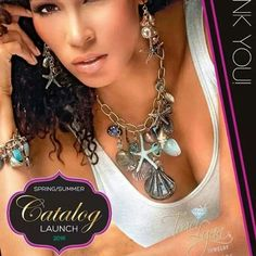 New 2014 Spring/Summer Catalog is Here! Shop online at www.tracilynnjewelry.net/jamiebennett Today!