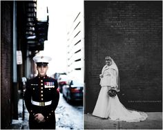 A Military Story: {Real Wedding} Christina & Phillip