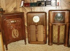 Whatever happens, many collectors are optimistic that a new generation, bored by high-tech throwaway devices, will discover the craftsmanship, quality and lasting beauty of antique radios. Description from georgiamagazine.com. I searched for this on bing.com/images